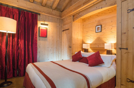 Chalet Klosters - double room