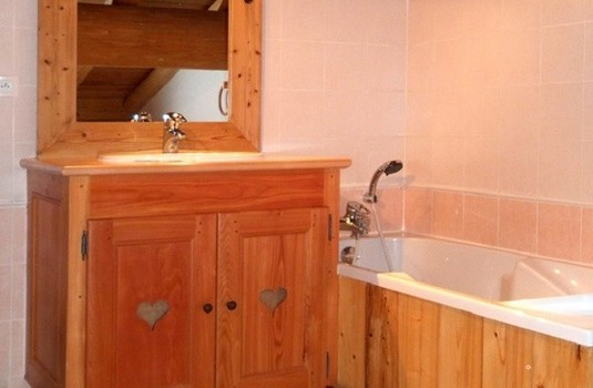 Chalet Amelie - bathroom