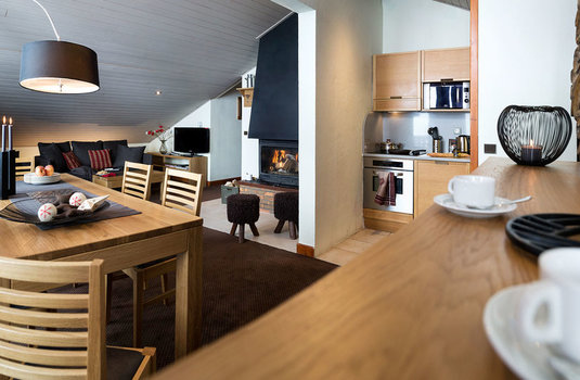 Resort carousel residence vm val thorens  apartment