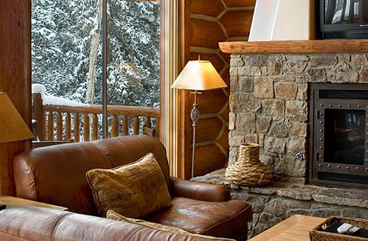 Resort carousel mountain lodge suite lounge