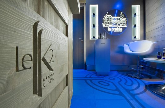 Resort carousel le k2 altitude spa