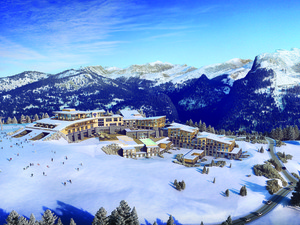 Club Med Grand Massif exterior image
