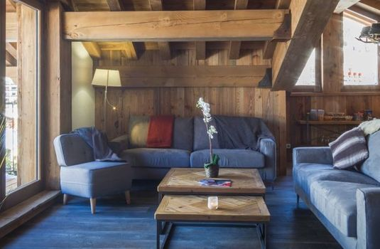 Chalet Canadienne Val d'Isere
