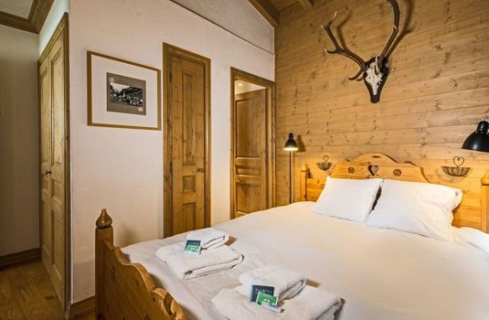chalet-marmottes-bedroom