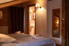 Chalet Premier Cordee Bedroom in the French ski resort of Courchevel