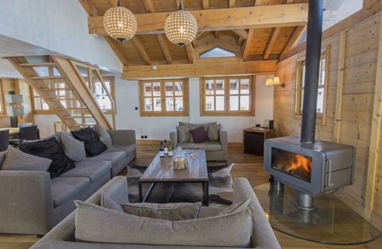 chalet-l'orchidee-living-room