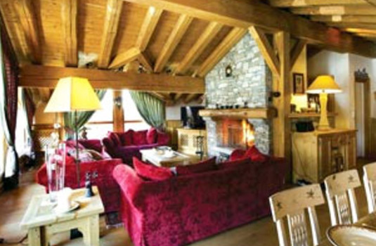 Chalet La Table, Val d'Isere