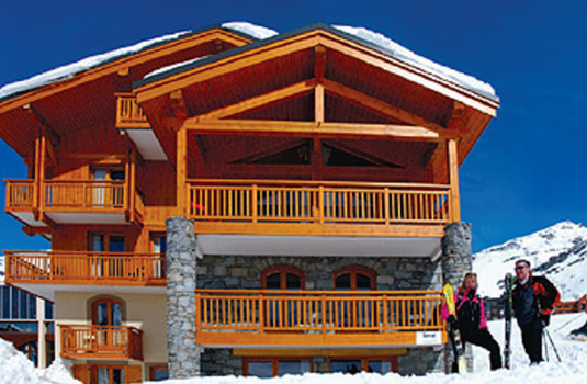Chalet Catherine, Val Thorens