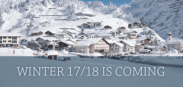 Winter 1718 is coming