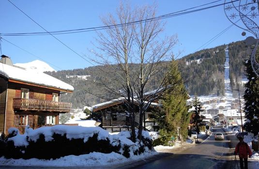 chalet-george-location