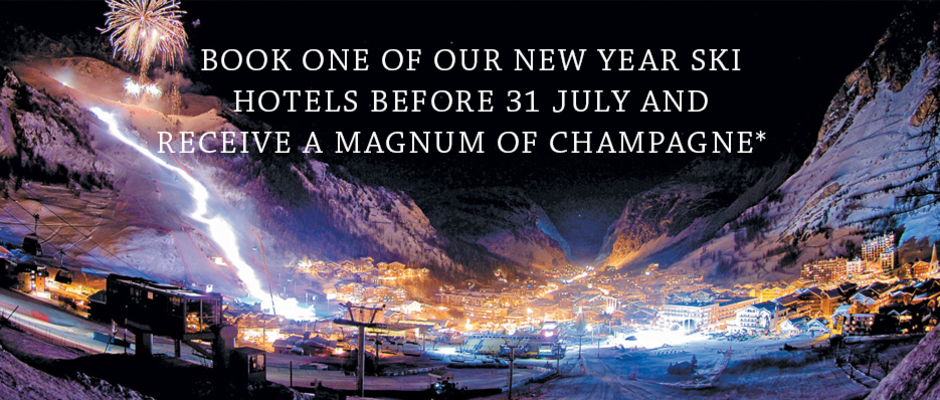 New Year Magnum homepage banner