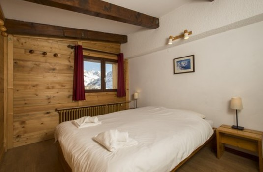 Chalet Les Martins bedroom double