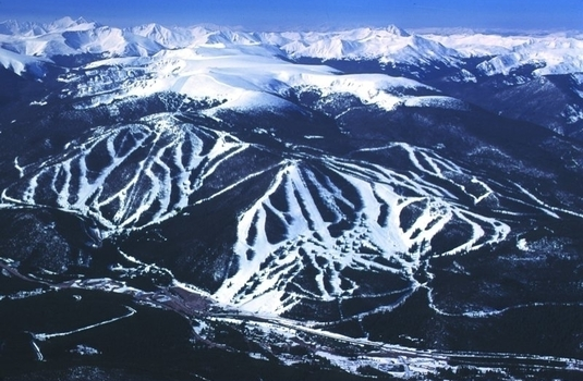 Winter Park Aerial View
