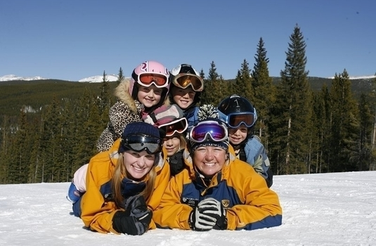 Winter Park Children Ski School
