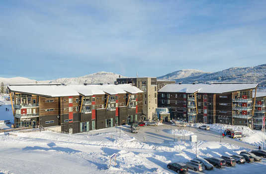 Resort carousel radisson blu resort trysil ext2