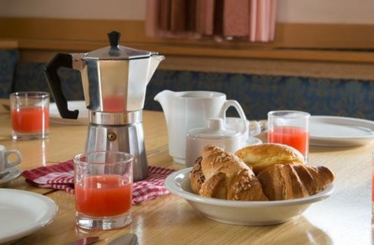 Resort carousel residence lores breakfast