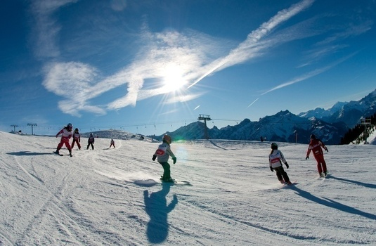 Villars Childrens Ski School
