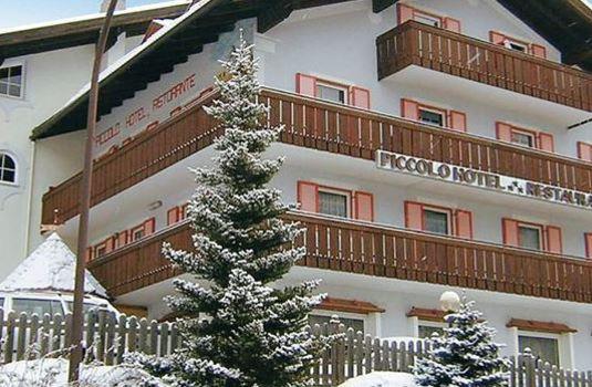 Resort carousel hotel piccolo exterior