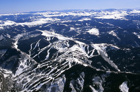 Vail Mountain (Photo © Jack Affleck)