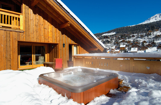 Taiga Lodge, Meribel