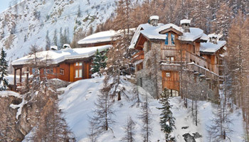 High Altitude Chalets