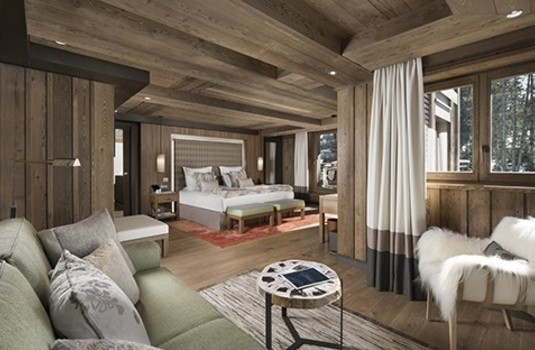 Resort carousel les neiges suite