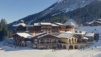 Club Med all-inclusive resort in Valmorel