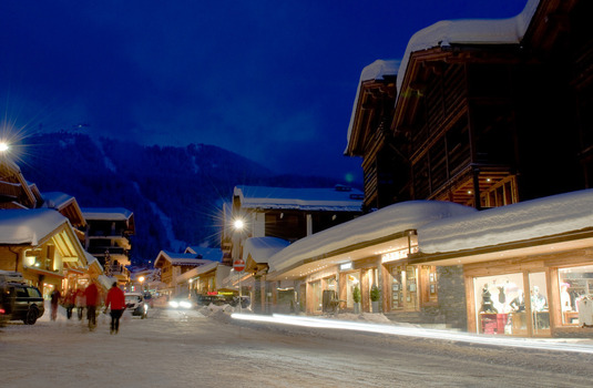 Verbier Main Street (Photo © Verbier)