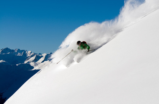 Verbier Steep and Deep (Photo © Verbier)