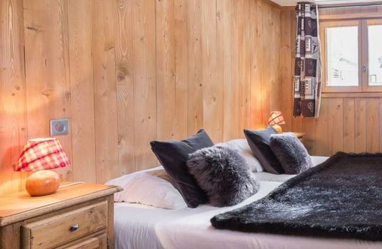 Resort carousel chalet thovex bedroom