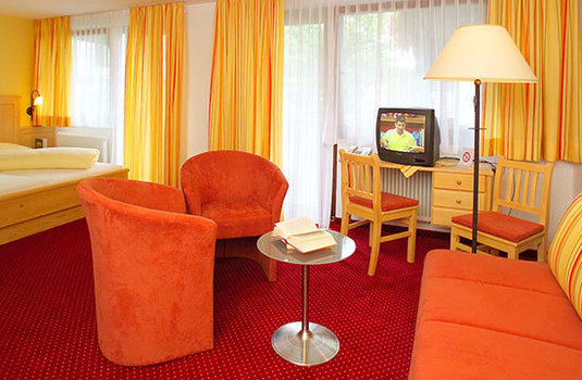 Resort carousel hotel austria soll room tv
