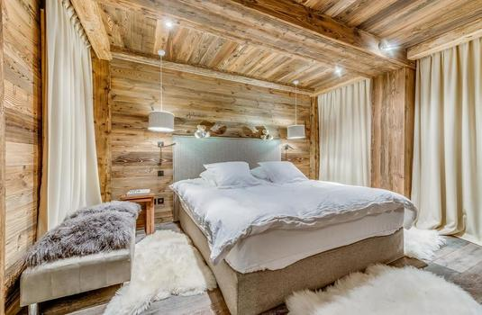 Resort carousel les sorbiers val d isere bedroom 3