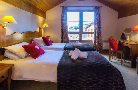 Chalet-Coulicou-bedroom