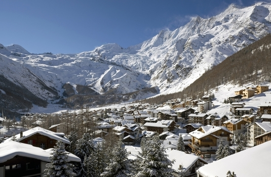 Saas Fee Resort