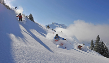 Switzerland Snow Report