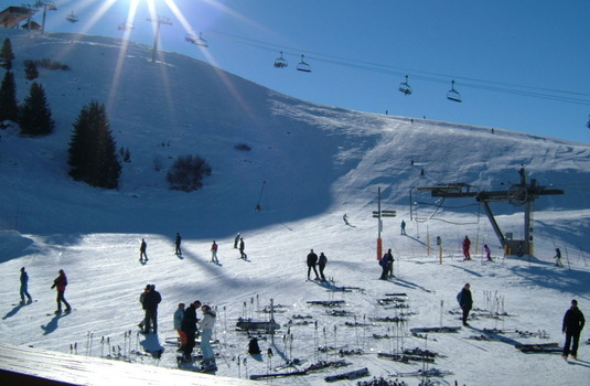 Meribel Resort