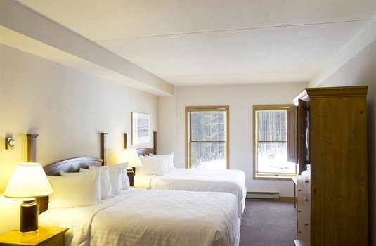 Vintage Hotel double room in Winter Park