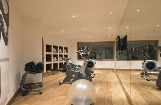 Chalet-Founets-gym