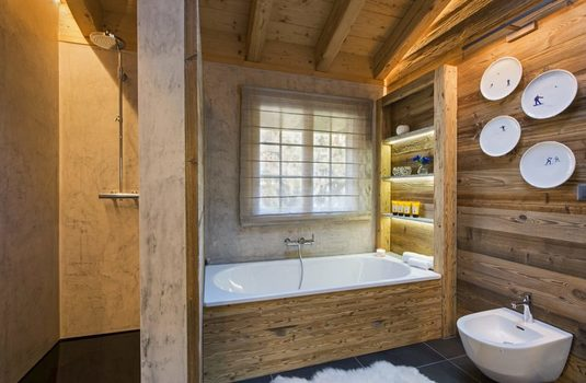 Resort carousel luxury five star bedroom verbier
