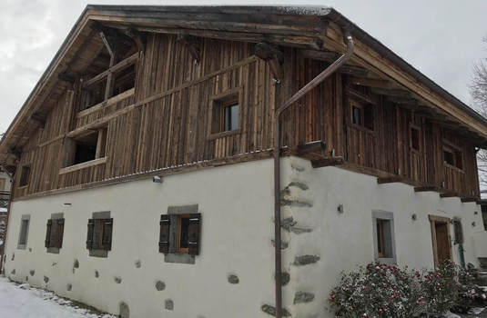 Resort carousel chalet mont blanc new exterior3
