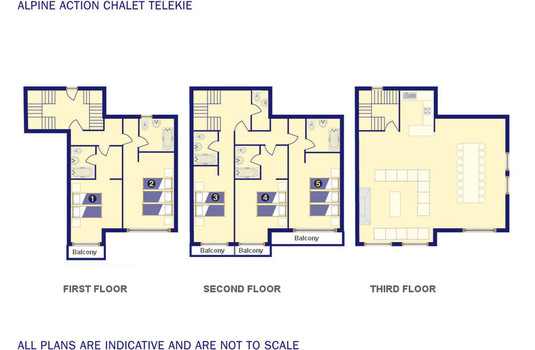 Telekie Floor Plan