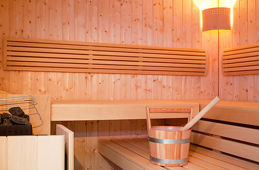 Resort carousel apartment alpin sauna