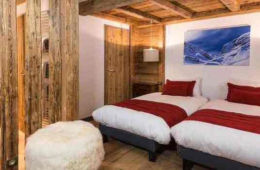 Chalet-La-Face-bedroom