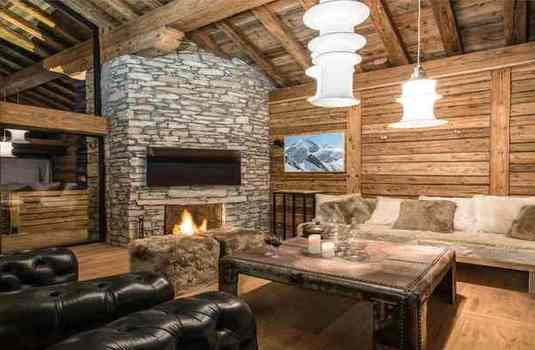 Chalet-La-Face-salon
