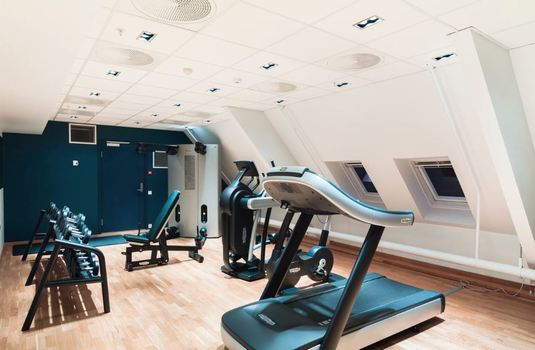 Resort carousel radisson blue hotel bergen gym