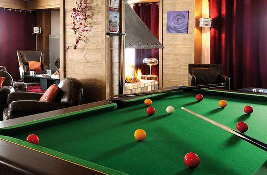 Resort carousel les chalets edelweiss updated snooker