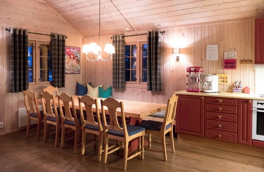 Geilo cabins and apartments