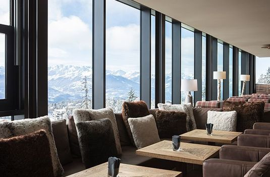 Resort carousel crans ambassador lounge seatingrs