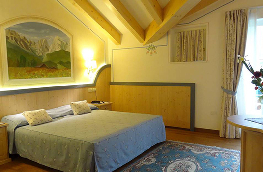 Resort carousel alle dolomiti bedroom2rs