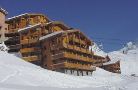 Chalet Abricot, Val Thorens